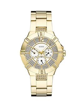 guess-vista-crystal-set-gold-plated-stainless-steel-ladies-watch