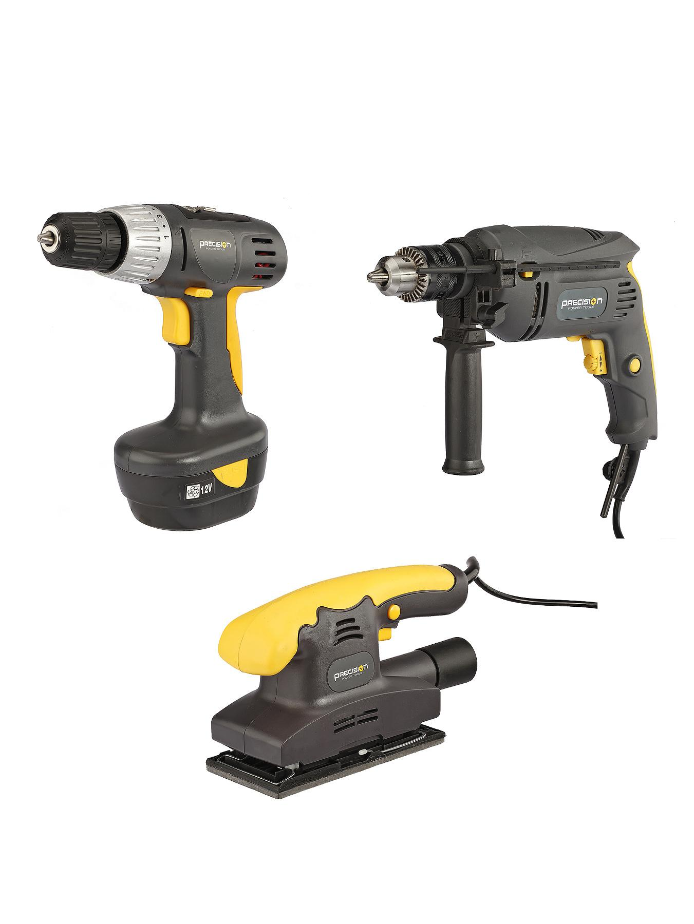 3-Piece Power Tool Kit