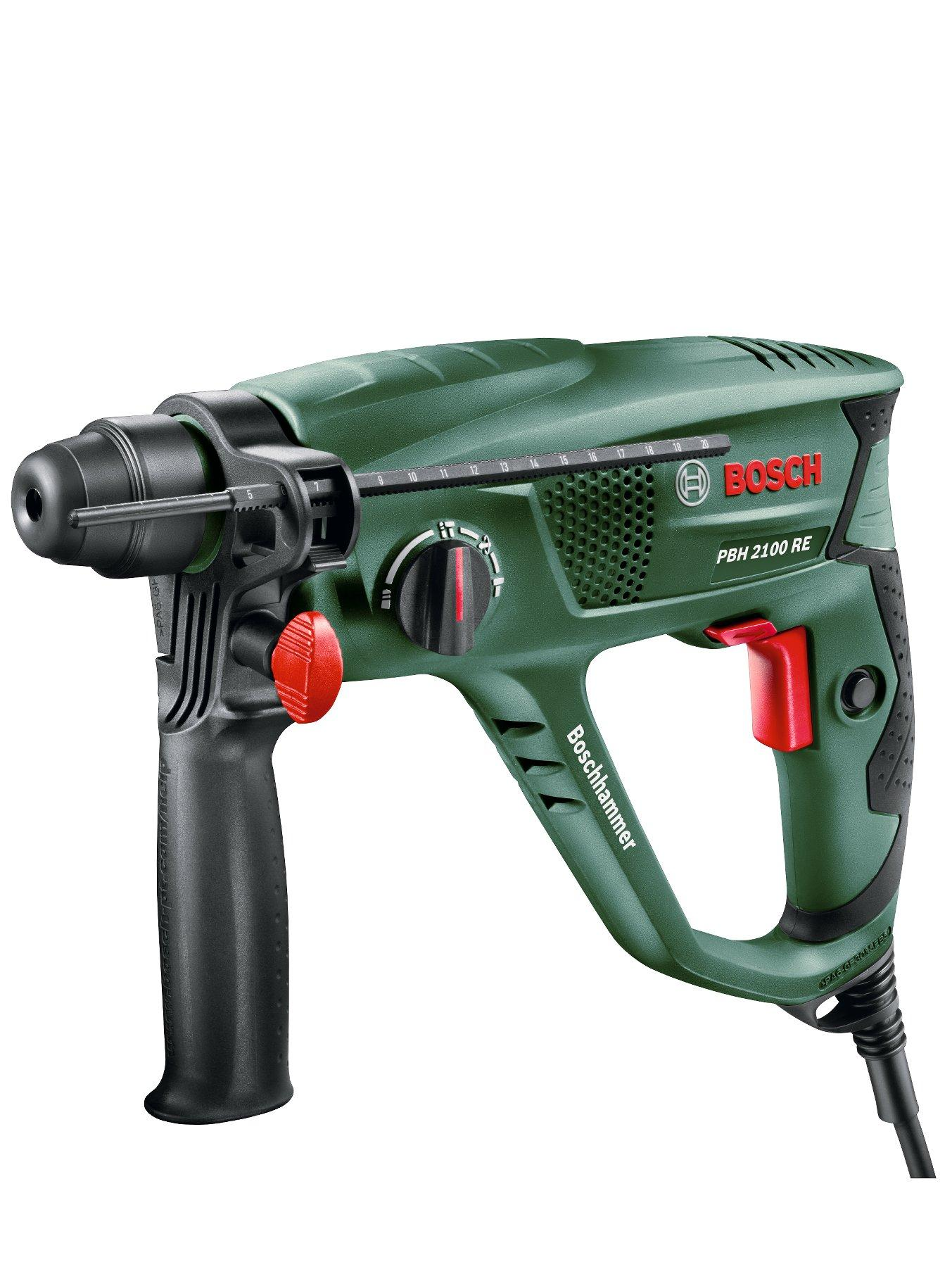 PBH 2100 RE 550-watt Rotary Hammer Drill