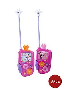 minnie-mouse-walkie-talkie