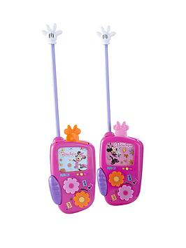 minnie-mouse-walkie-talkie