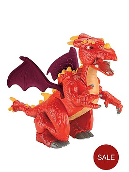 imaginext-castle-dragon