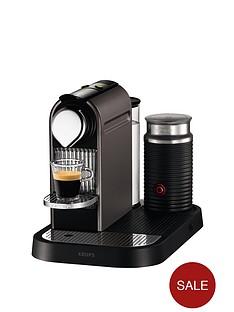 nespresso-by-krups-nespresso-citiz-and-aerocino-milk-frother-xn730t40-titanium