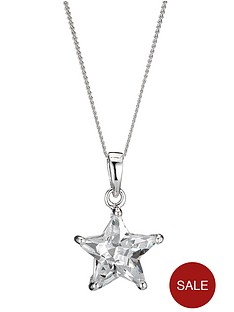 love-gem-elements-sterling-silver-cubic-zirconia-star-pendant