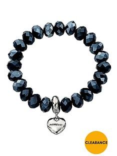 fiorelli-blue-beaded-bracelet-with-silver-tone-heart-charm