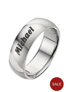 personalised-stainless-steel-mens-ring