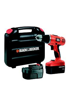 black-decker-epc188bk-gb-18v-combi-drilldriver-with-2-batteries-free-prize-draw-entry