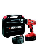 EPC188BK-GB 18V Combi Drill/Driver With 2 Batteries