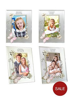 personalised-butterfly-photo-frame