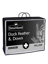 Duck Feather and Down Pillows (2 Pack)
