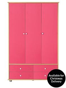 kidspace-miami-3-door-4-drawer-wardrobe