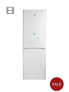 indesit-biaa13pfwd-60cm-fridge-freezer-with-water-dispenser