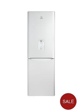 indesit-biaa13pfwd-60cm-fridge-freezer-with-water-dispenser