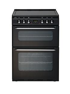 new-world-ec600dom-60cm-double-oven-electric-cooker-with-optional-connection-black