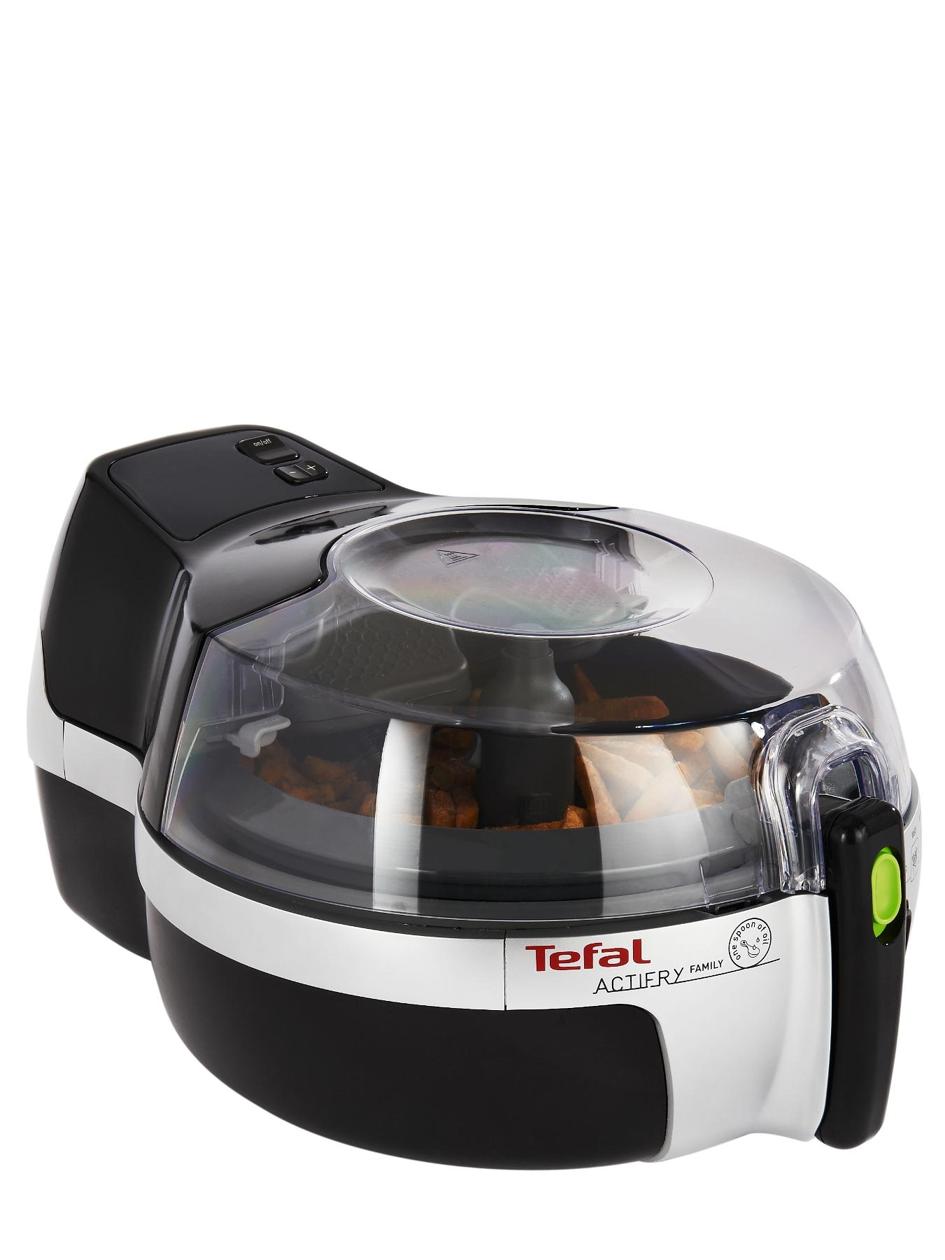 1350 Watt 1.5kg Family Actifry  Black