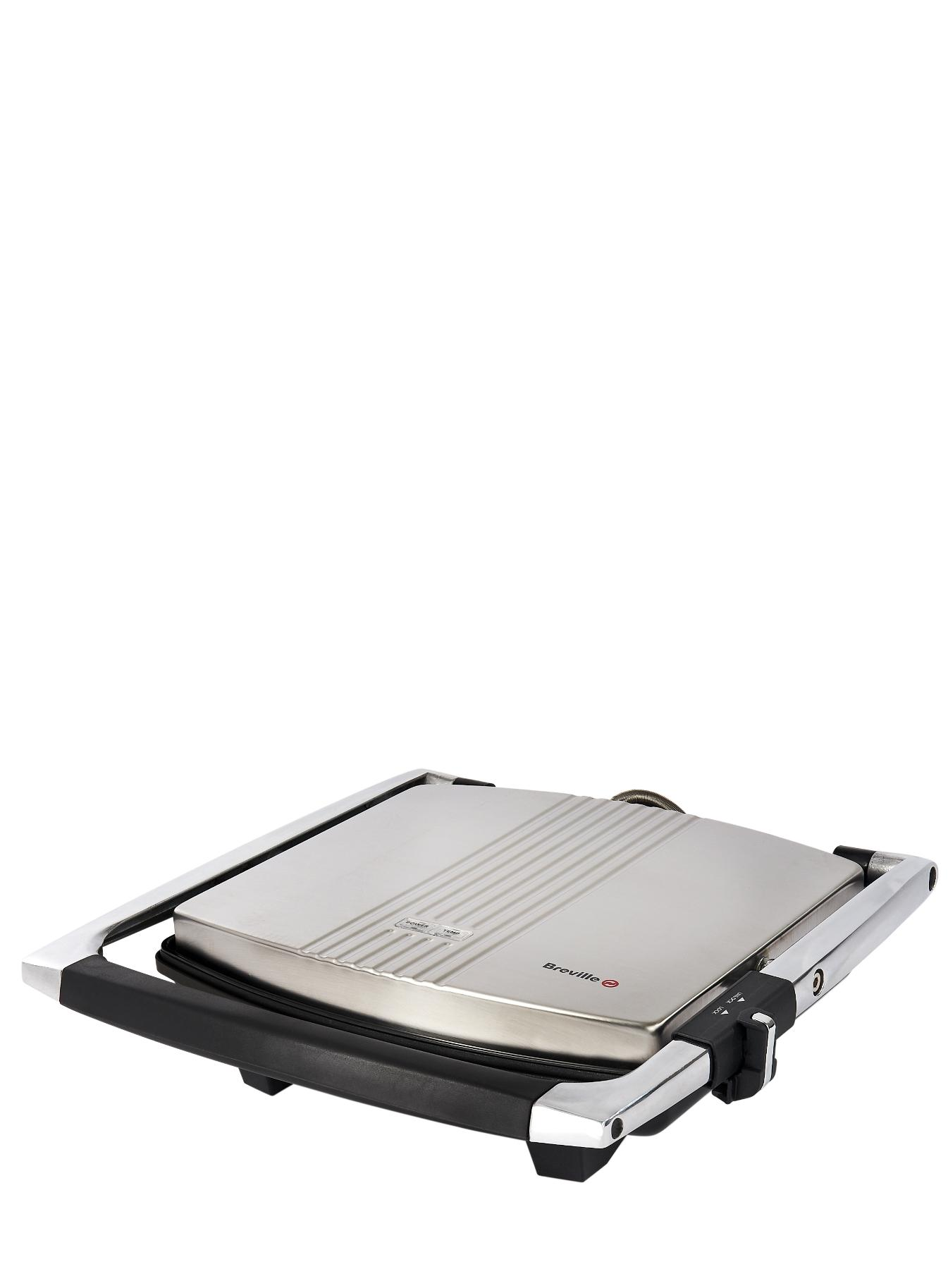 VST026 2000-watt Family Size Panini Press
