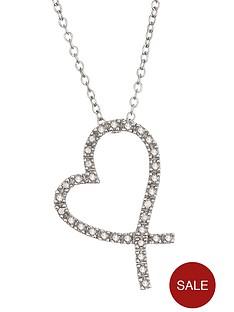 love-diamond-silver-with-10-point-diamond-heart-pendant