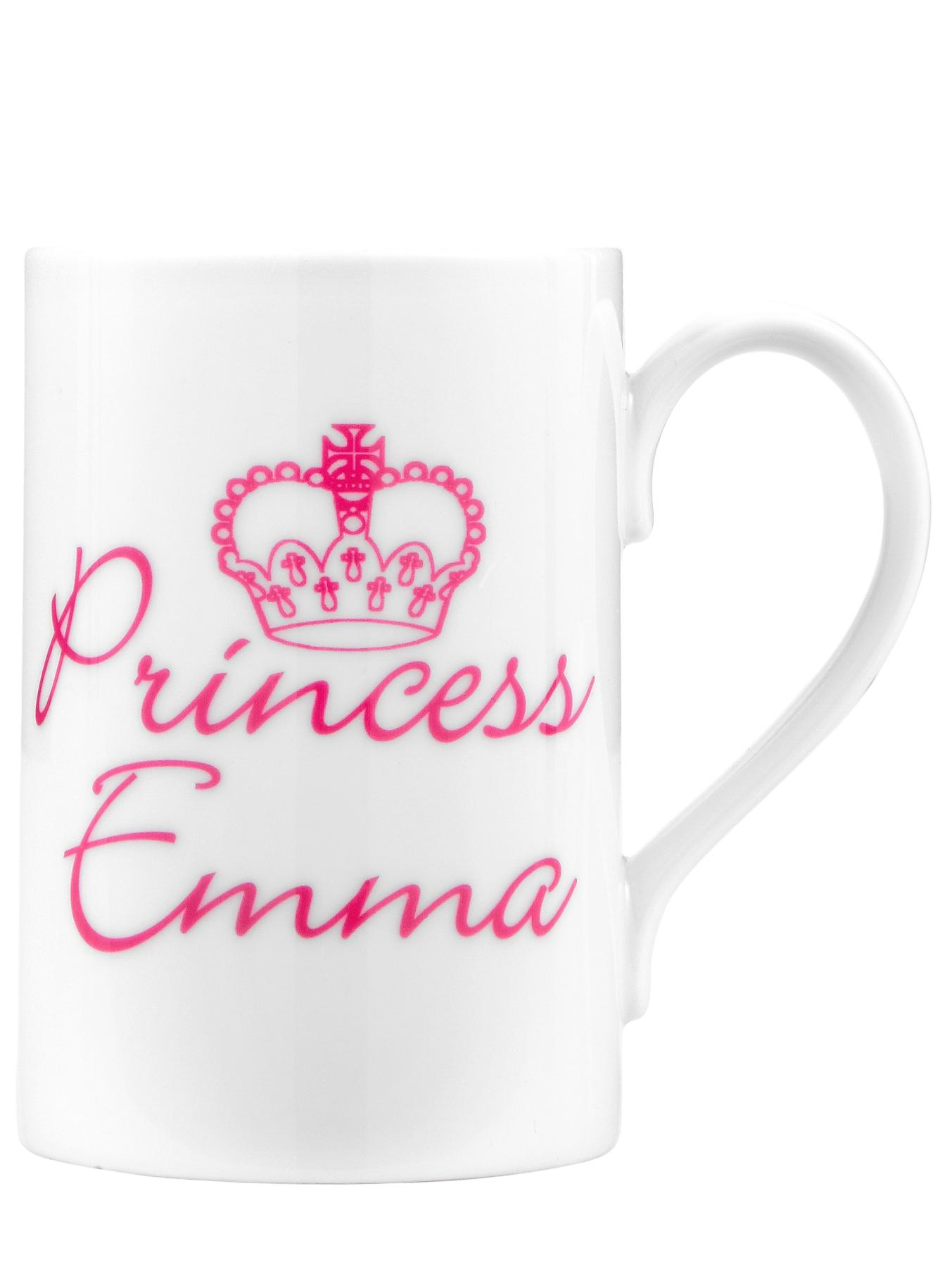 Personalised Princess Mug