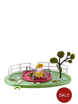 peppa-pig-playtime-fun-roundabout-playset