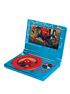 spiderman-portable-dvd-player