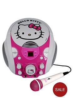 hello-kitty-portable-karaoke-machine