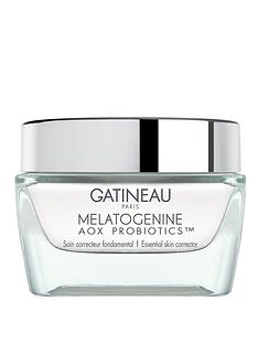 gatineau-melatogenine-aox-probiotics-essential-skin-corrector-50ml-free-gatineau-face-mask-duo-with-facial-mask-brush
