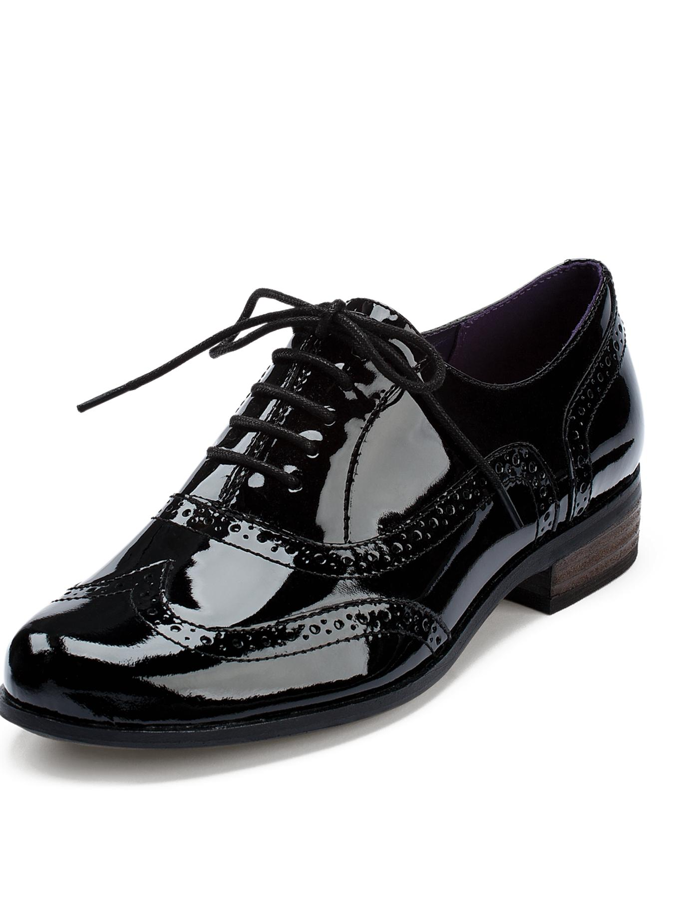 Littlewoods Ladies Black Shoes