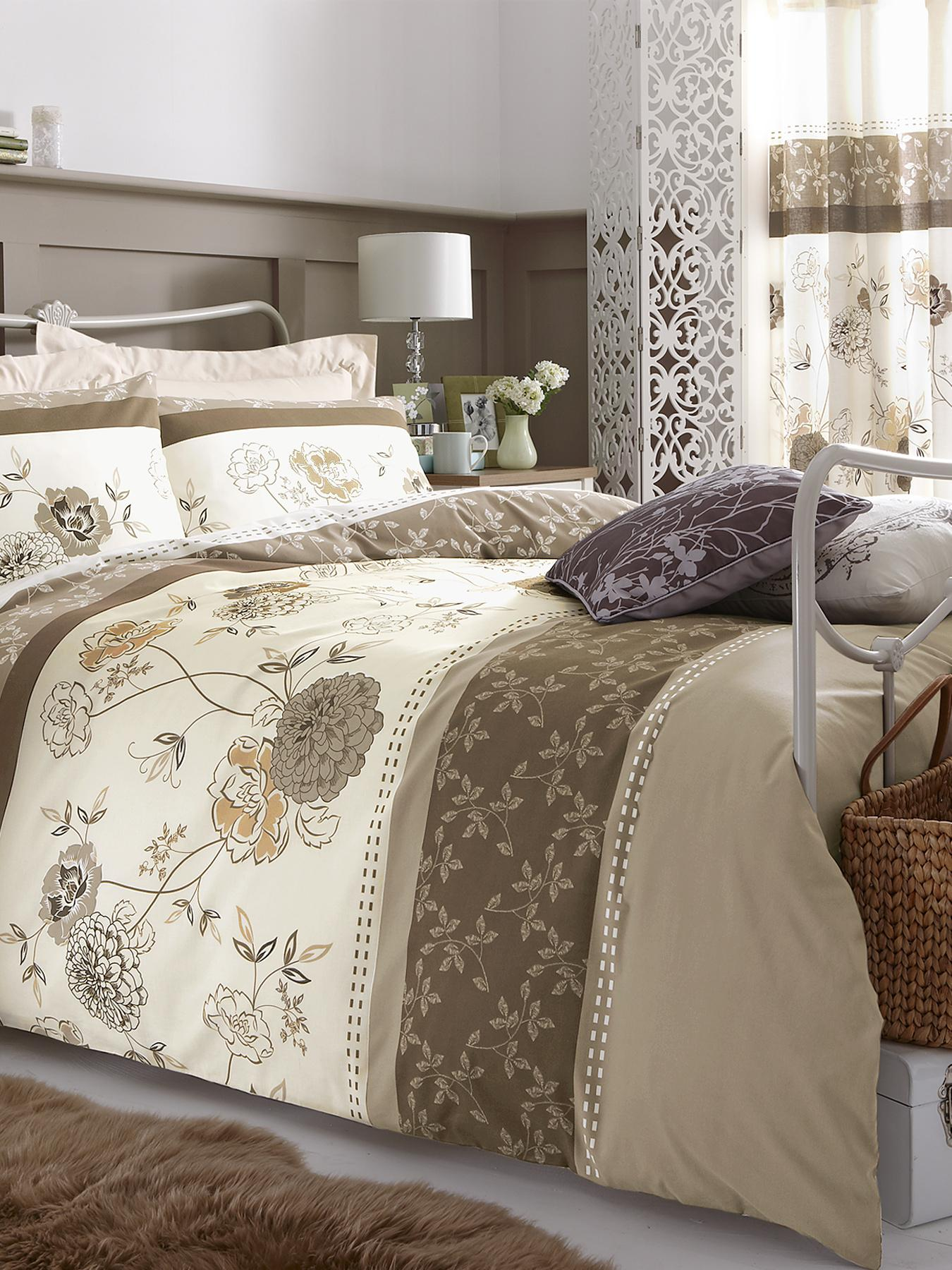 Fern Bedding Range - Natural