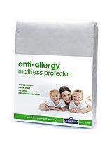 Anti-Allergy Deep Zipped Mattress Protector - 30cm depth