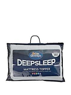 silentnight-deep-sleep-mattress-topper