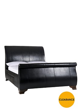 othello-faux-leather-storage-bed-frame-with-optional-mattress
