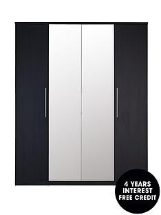 new-prague-4-door-mirrored-wardrobe