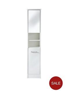 consort-cascade-ready-assembled-tall-twin-door-mirrored-bathroom-floor-cabinet