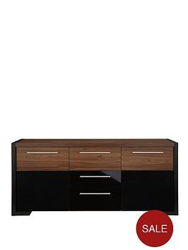 mezzo-2-door-3-drawer-sideboard