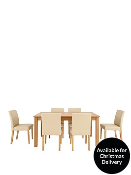 primo-150-cm-dining-table-6-lucca-chairs-buy-and-save