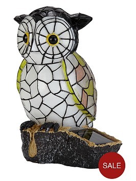 polyresin-solar-owl-light