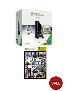 xbox-360-500gb-console-with-plants-vs-zombies-garden-warfare-and-grand-theft-auto-v