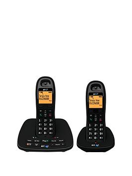 bt-1500-twin-cordless-telephone-with-answering-machine