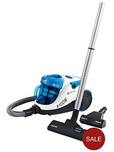 hoover-tsm2110-smart-2100-watt-bagless-cylinder-vacuum-cleaner-blue