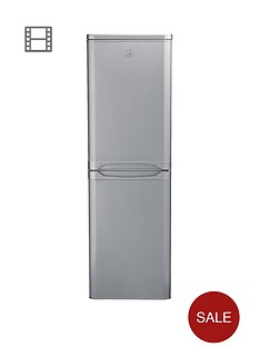 indesit-caa55si-55-cm-fridge-freezer-silver
