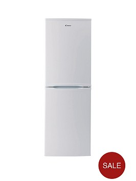 candy-csc1745we-55cm-fridge-freezer-white