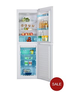 swan-sr5310w-55cm-frost-free-fridge-freezer-white