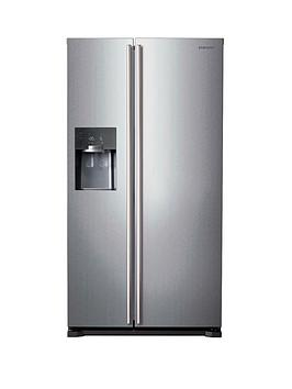Samsung Rs7567Bhcsp FrostFree AmericanStyle Fridge Freezer With Twin Cooling Plus&Trade System  Silver