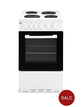 swan-sx1011w-50-cm-single-oven-electric-cooker-white