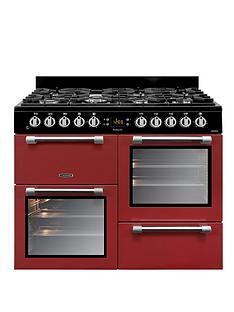 leisure-ck100f232r-100cm-dual-fuel-cooker-red