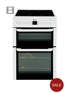 beko-bdvc667w-60-cm-double-oven-electric-cooker-with-timer-white