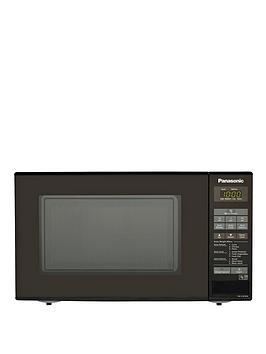 panasonic-nn-e281bmbpq-800-watt-solo-microwave-black