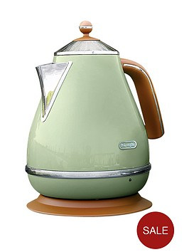 delonghi-kbov3001gr-vintage-icona-kettle-green