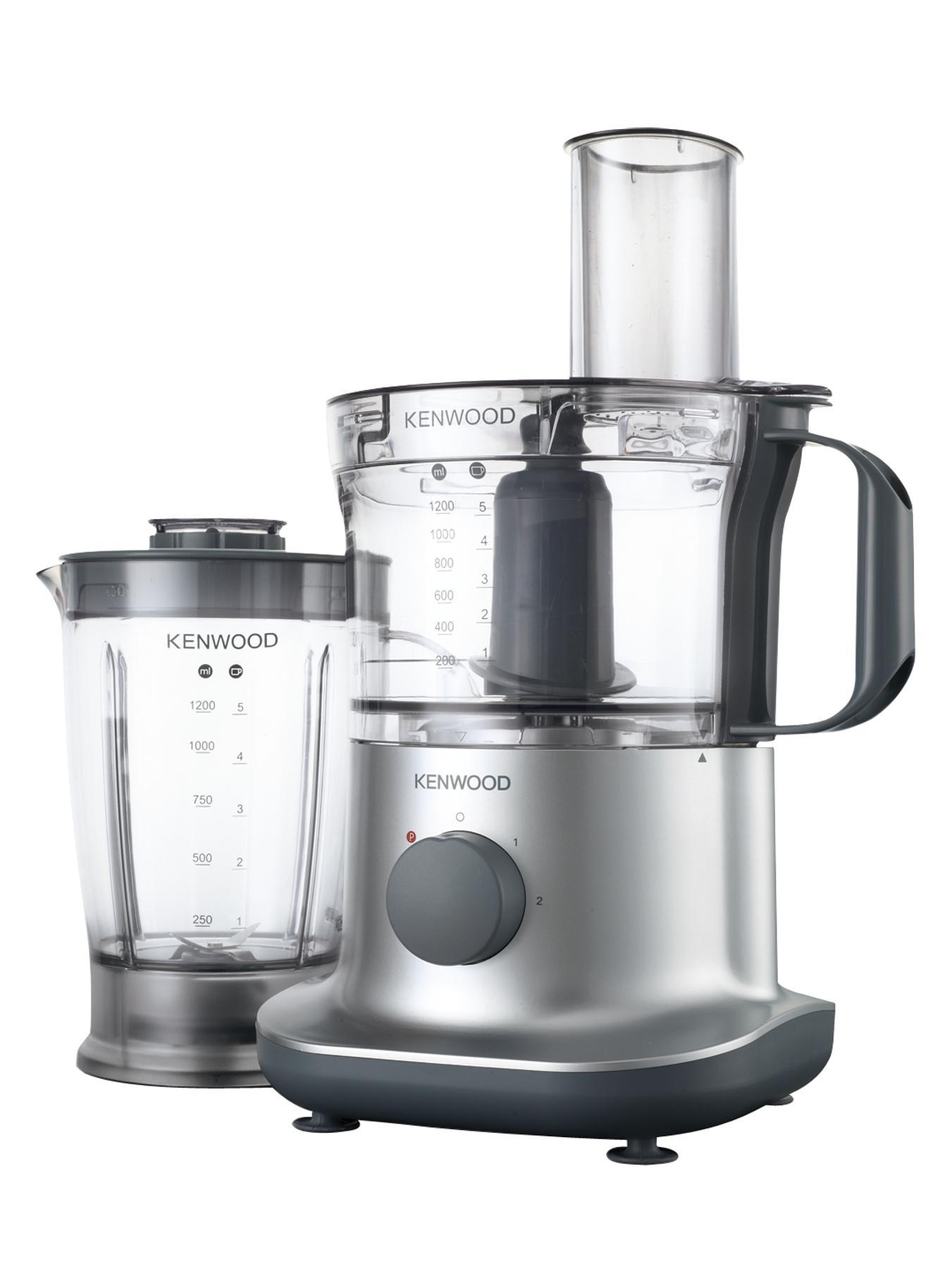 FPP225 Food Processor - Silver