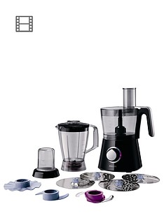 philips-hr7762-viva-collection-food-processor-black